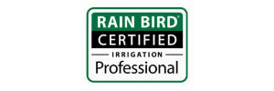 Rain Bird Certified Irrigation Professional