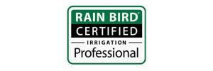 Rain Bird Certified Irrigation Professional